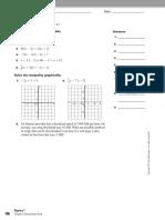 Holt Algebra 1_Chapter 06_Quiz 2