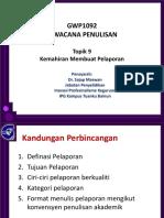 Topik 9_Kemahiran Membuat Pelaporan_sajap