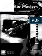 Michele Ramo a Tribute to Guitar Masters MelBay