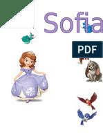Sofia Topper Bolo