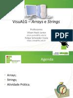 IP 04 VisuALG Arrays