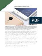 5 Tips Dan Trik Rahasia Xiaomi Redmi Note 3