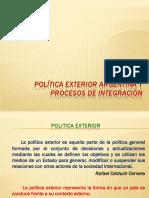 Política Exterior Argentina