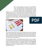Enseñar Prop Distributiva Con Mat Concreto