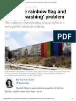Israel, The Rainbow Flag and the 'Pinkwashing' Problem - Al Jazeera English