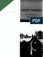 Petruccelli Ariel - Docentes y Piqueteros - 2º Edicion