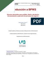 Introducción a BPMS
