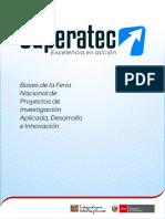 Bases Proyectos Estudiantes 2017