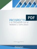 Boletin Prospectiva Vinculacion Con Mediano y Corto Plazo