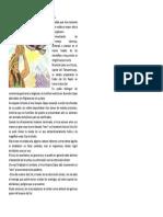 Ficha de Comunicacion EL MENSAJE DEL DIOS SOL