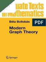 Modern Graph Theory (1)