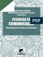 Livro_Pesquisa Em Comunicação