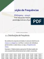 384 Distribuicoes de Frequencia