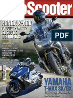 Solo Scooter – Mayo Julio 2017
