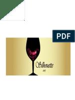 Etiqueta Vino