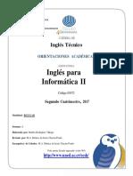 Inglés Para Informática II 03072(A1)