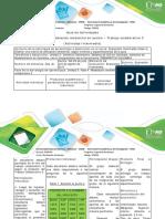Guía de actividades y rúbrica de evaluación - Fase 4. Modelación ambiental en acción _1_