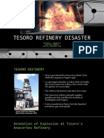 Tesoro Refinery Disaster