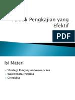 Teknik Pengkajian yang Efektif.pptx