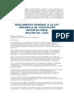 informacionecuador.com R-LOEI - Reglamento (A enero de 2016) (1).pdf