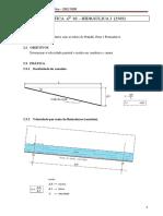 P 02 - Hidr I Medidas de Velocidade