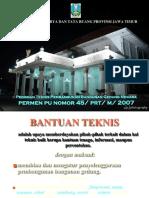PermenPU-45-2007-Pedoman-Teknis-Pembangunan-BGN.ppt