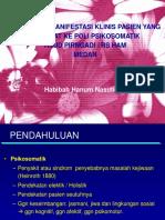 Gambaran Poli psikosomatik_Habibah H.ppt