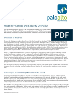 WildFire Security Overview 20140623 FINAL