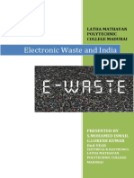 Electronic Waste (S.MOHAMED ISMAIL,G.LOKESH KUMAR 2nd YEAR EEE).pdf