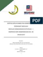 Kertas Kerja Kemerdekaan 2017