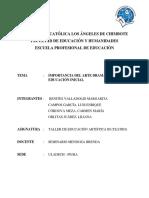 monografiaimportanciadelartedramticoenlaeducacininicial-160608174909