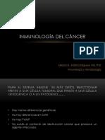 Inmunologc3ada Del Cc3a1ncer Estudiantes