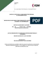 Ir3-003 Diplomado de Armonización Legislativa 19072017