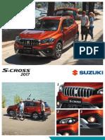 2017 Suzuki S Cross Hatchback S Cross 2058