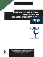 Konsensus DM tipe 1.pdf