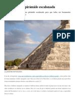 La Pirámide Escalonada
