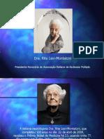 100 Anos Da Dra. Rita Levi Montalcini