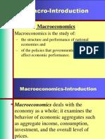 Macro Introduction