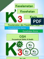 Pembinaan Sdm k3 Listrik
