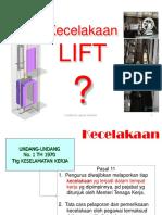 2. Kasus Kecelakaan Lift