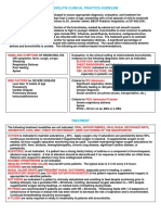 Bronchiolitis Clinical Guideline2014