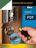 P-5094 Combohead Screwdriver Brochure