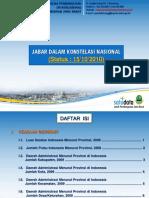 Jabar Dalam Konstelasi Nasional (15!10!2010)