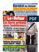 LE BUTEUR PDF du 09/08/2010