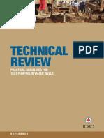 Borehole Pump Test