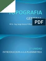 Topografia General Primera Unid