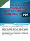 POKJANAL DBD TINGKAT DESA WILAYAH KERJA UPT PUSKESMAS.pptx