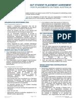 WIL Student Placement Agreement _outside Australia_ 2016_Rivanto.1. SEF v0.1(2)