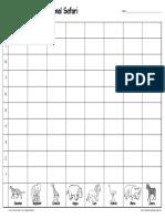 Safari Chart