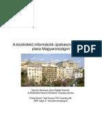 ITCB - PSI-szakirodalom feldolgozása 20090531